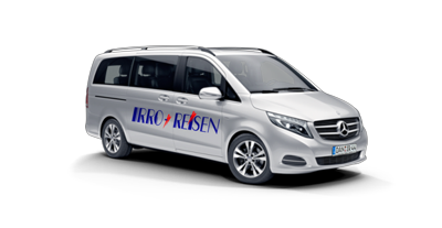 Mercedes Benz V-Klasse - Coach Charter - Bus Rental Germany and Europe!