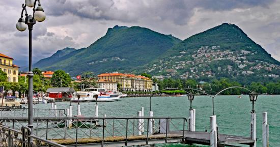Location de bus Lugano