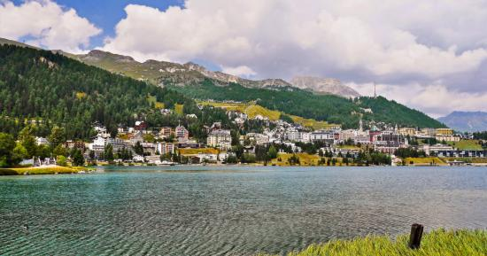 Location de bus Saint-Moritz